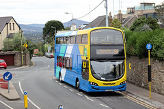 GA11501 - Rt59 - KillineyHill - 071018 (dublinbusstuff) Tags: dublin bus goahead ga11501 sg4 route59 killineyhill dúnlaoghaire dalkey wright gemini