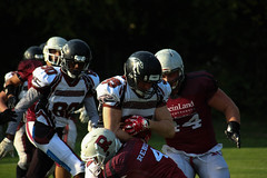 DISO5066 (Wuppertal Greyhounds) Tags: wuppertal greyhounds verbandsliga nrw disografie blende8 american football