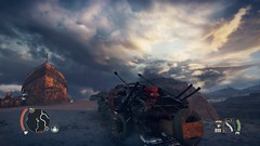 Mad Max_20181012201503 (Livid Lazan) Tags: mad max videogame playstation 4 ps4 pro warner brothers war boys dystopia australia desert wasteland sand dune rock valley hills violence motor car automobile death race brawl scenery wallpaper drive sky cloud action adventure divine outback gasoline guzzoline dystopian chum bucket black finger v8 v6 machine religion survivor sun storm dust bowl buggy suv offroad combat future