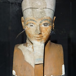 Queen Hatshepsut, the Basement, Pharaonic Period, the Alexandria National Museum, the Mediterranean, Egypt. thumbnail