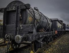 Rail2 (DXW1978) Tags: panasonic lumix fz80 fz82 raw rail steam