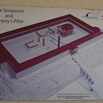 The Great Temple of God Serapeum, Alexandria, Egypt. thumbnail