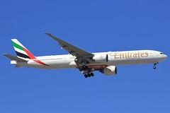 Emirates / Boeing 777-300 / A6-EBY (duartemanhita spotter) Tags: emirates expo2020 flyemirates boeing boeingcompany boeinglovers boeing777 b777 b777300 lisbonairport lisbon lppt like fly follow followme planespotter plane photographer spotter sunrise cockpit airport airplane airlines