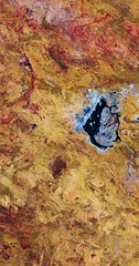 Lake Disappointment, Australia (europeanspaceagency) Tags: esa europeanspaceagency space universe cosmos spacescience science spacetechnology tech technology earthfromspace observingtheearth earthobservation earthexplorer satelliteimage copernicus sentinel lakedisappointment lake australia oceania pilbara saltlake endorheicbasin karlamilyinationalpark westernaustralia gibsondesert greatsandydesert littlesandydesert shireofeastpilbara