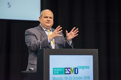 ESMO 2018 - Opening Nursing Track EONS-ONS Collaborative Session Innovation in Cancer Nursing and Leadership (European Society for Medical Oncology) Tags: esmo 2018 day2 congress nursing track eonsons collaborative leadership