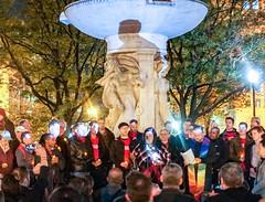 2018.10.25 Vigil for Matthew Shepard, Washington, DC USA 06919