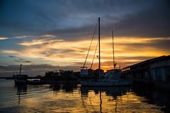 Atardecer en Cienfuegos (rfabregat) Tags: cuba isla island caribe caribbean travel travelphotography nikon nikond750 d750 cienfuegos puerto harbour
