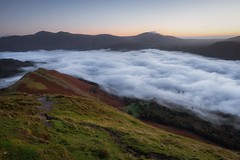 Above The Clouds (Rich Walker Photography) Tags: eos80d canon morning clouds cloud england sunrise catbells landscape cumbria lakedistrict cloudinversion