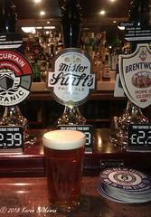 October 9th, 2010 Today's Tipple - Mr Swift's Pale Ale (karenblakeman) Tags: baroncadogan pub caversham uk beer ale westberkshirebrewery mrswiftspaleale 2018 2018pad october reading berkshire