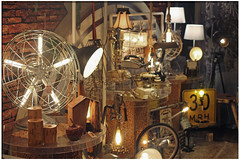 Loftyideas4u & Safer Foundation Craft & Vendor Fair (loftyideas4u) Tags: loftyideas4u vendorfair sale lighting decor industrial repurposed upcycle reuse popupshop edison ebay