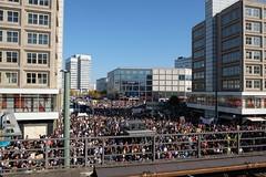 286/365 (Chris Grabert) Tags: berlin mitte alexanderplatz unteilbar demonstration