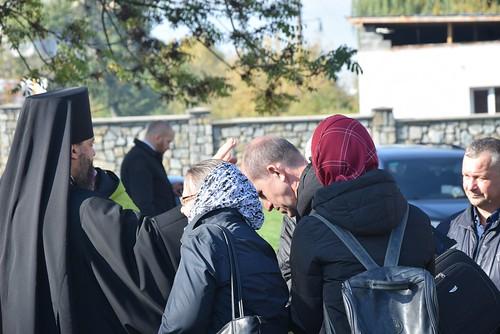 12.10.18 - Архієпископ Філарет представив Івано-Франківській єпархії новопризначеного правлячого архієрея