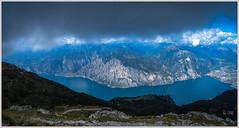 2018 Lago di Garda (jeho75) Tags: sony ilce 7m2 italien italy italia lago di garda gardasee monte baldo panorama landscape landschaft alpen alps see
