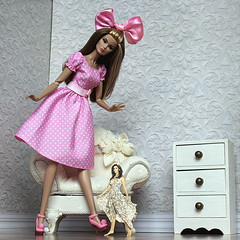 Cover Girl Veronique Perrin (Gulya_Deanna) Tags: integritytoys veroniqueperrin dollphotography fashiondoll