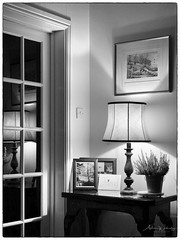 365-2018-288 - Interior with table lamp (adriandwalmsley) Tags: lamp