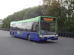 Y264DRC Showbus 2018 (Guy Arab UF) Tags: preserved y264drc optare excel l1180 meadow road bus depot derby buses 264 nottsderby trent barton