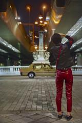 _PXK6653 (Concert Photography and more) Tags: 2018 october 17 japan tokyo nihonbashi pentax pentaxk1ii meyeroptik trioplan trioplan45mmf35 lenstest lowlight streetphotography streetphoto night nightshot vintagelens oldlens architecture urban liveactionhero