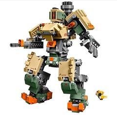 LEGO Overwatch Bastion (75974) 3 (hello_bricks) Tags: lego overwatch