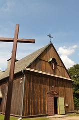 Rustic Church, Wielkopolski Park Etnograficzny (sadat81) Tags: poland polonia polska summer time travel best travelling sadat sadatyzm magiczny