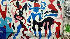 GRAFITTIS BARCELONA 2018 (Javier Ibañez) Tags: street art urban graffiti paris france hbajijo wall mur painting peinture urbain citrouille pintura