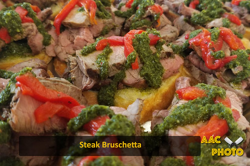 "Steak Bruschetta • <a style=""font-size:0.8em;"" href=""http://www.flickr.com/photos/159796538@N03/31798225868/"" target=""_blank"">View on Flickr</a>"