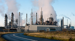 Sealsands, Teeside, UK (Steve M. Walker) Tags: sealsands teeside middlesbrough industry