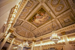 ballroom (khrawlings) Tags: lights ballroom museo correr venice chandelier ceiling room