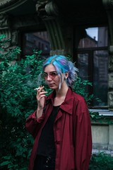 Blush (trane_rriva) Tags: fujifilm fujilove fuji xt20 fugifilm blush colors beuty girl smoke
