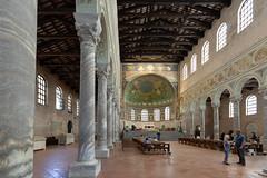 Sant'Apollinare in Classe (Guido Barberis) Tags: apollinare basilica chiesa ravenna romagna santapollinare classe