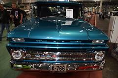 Chevrolet C-10 - 1966 (pserigstad) Tags: stavanger rogaland norge norway nikon nikond5300 d5300 tamron16300 tamron motorama2018