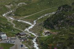 Steingletscher. (limburgs_heksje) Tags: zwitserland schweiz swiss süstenpas steingletcher alpen berner oberland water sneeuw gletsjer