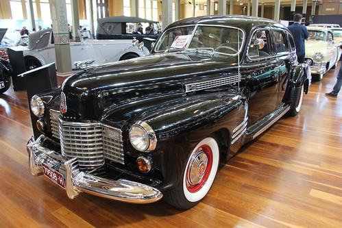 1941 Cadillac Series 62 Deluxe Sedan
