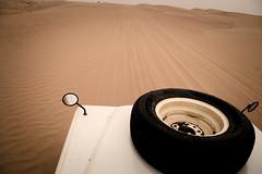 Day 17: Dubai, UAE (BHCMBailey) Tags: dubai united arab emirates uae desert gulf sand dune hot haze land rover series