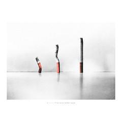 Foto di gioventù, (1975) (Fiorenzo Delegà) Tags: studio smoke fumo cigarettes sigarette 1975 fiorenzodelegà still life stilllife