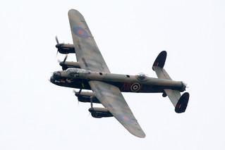1945 Avro Lancaster B1 PA474 - RAF BBMF - Sywell Classic 2018