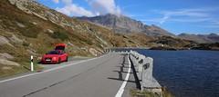 Short stop at Laghetto Moesola (Hugo von Schreck) Tags: misox kantongraubünden schweiz hugovonschreck laghettomoesola audia5 tamron28300mmf3563divcpzda010