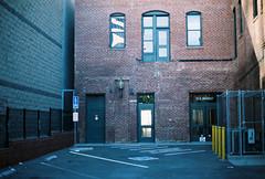 35 s market (jayplorin) Tags: san jose california canon ae1 film buildings brick windows city urban abandoned kodak gold 200 35mm