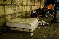 Street Sense Media | Photo by Rodney Choice (streetsensedc) Tags: homeless dc streetsense media camp encampment cleanup sweep