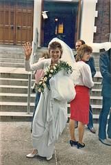 Laine's Wedding (dgrendus) Tags: laine wedding burnaby 1984 1980's