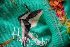 Happy Socks (Peter Branger) Tags: macro macrofriday socks happysocks origami canoneos7dmarkii canonef100mmf28lisusm