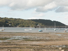 Boats On The Menai (jpcrocks450) Tags: menaistraits boats pier bangorpier wales northwales