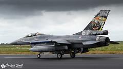 RNLAF F-16AM Fighting Falcon (Caspar Smit) Tags: rnlaf f16 falcon viper fightingfalcon tigermeet nato aircraft fighter jet aviation airforce airplane nikon d7000 j196