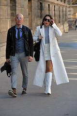 fashionistas... (jeangrgoire_marin) Tags: fashion fashionista mode elegant elegance chic lady pretty candids candid