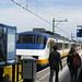 2004 SGMm 2945 (NS Sprinter) electric multiple unit passenger train Zandvoort aan Zee, Netherlands