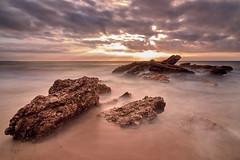 _MG_5055_05-10-18 1 (ascari75) Tags: longexposure landscape seascape miami platja cala sirenetes hitech rgnd 09 haida nd 18 lucroit canon 80d tokina 116 sunrise