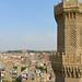 Minaret and the city
