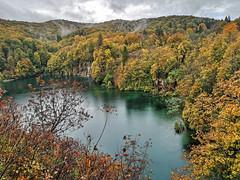 Autumn in Plitvice Lakes National Park (Torok_Bea) Tags: huawei plitvice plitvicelakes croatie croatia autumn ősz beuatiul huaweip20pro mobilfoto wonderful color autumncolor lovely beautifulday október oktober