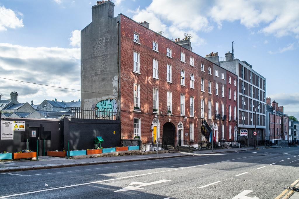 TAX HEAVEN HOUSING HELL [41 BELVEDERE PLACE DUBLIN]-144893