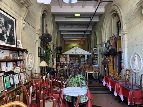 Restaurant Inside Historic Shoreland Arcade