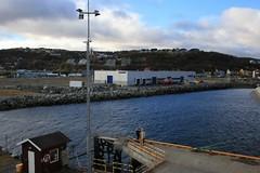Kirknes (bigjon) Tags: kirkenes arctic norway sea barents fishing town hurtigruten king harold